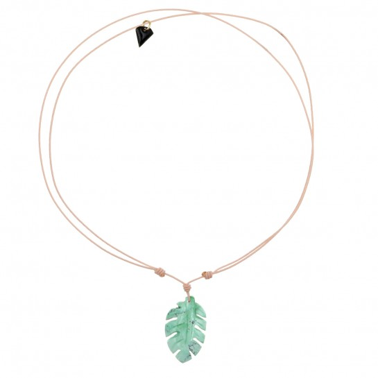 Collier KIDS Feuille...