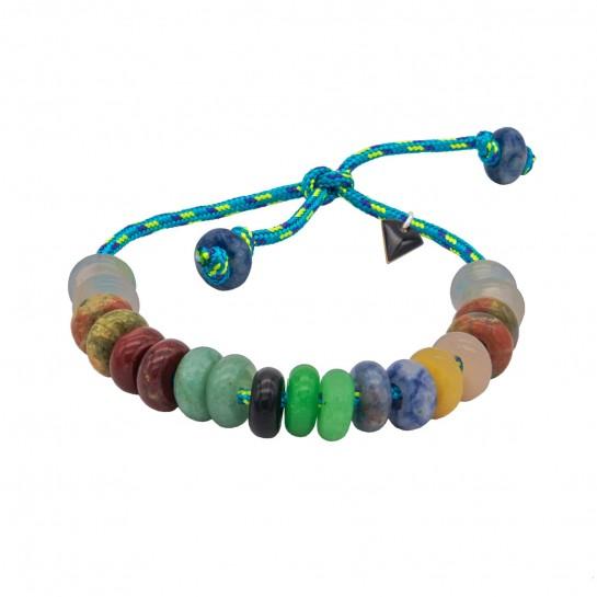 Bracelet Maxicool bleu
