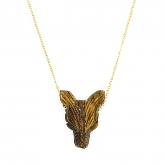 Collier loup
