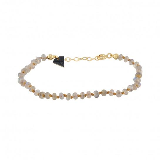 Bracelet Candies labradorite