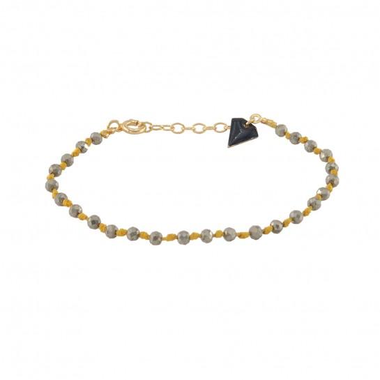 Bracelet Candies pyrite