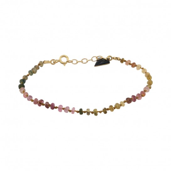 Bracelet Candies tourmaline