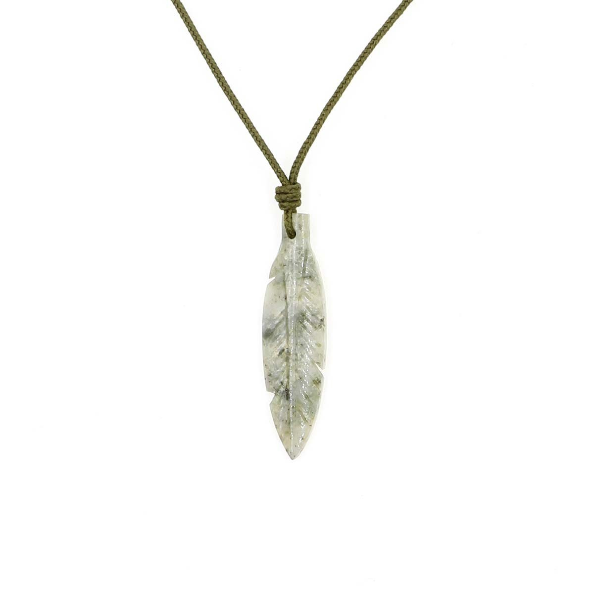 Collier PLUME K